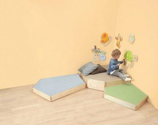 inrichting kinderdagverblijf