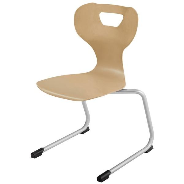 Swingstoel solit sit met sledevoet model a zithoogte 43 for Meubilair basisschool