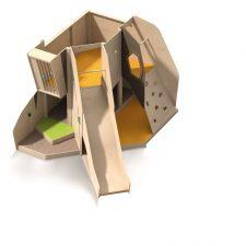 speelhuis voor de kinderopvang