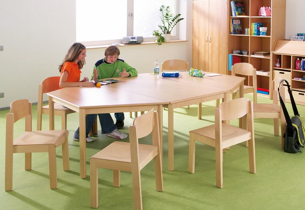 Multifunctionele tafels