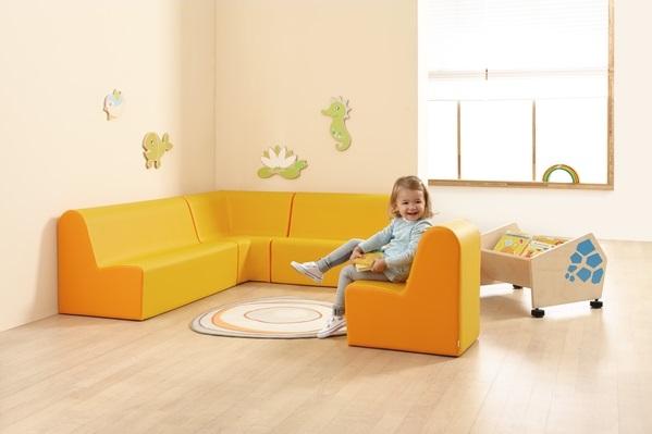 Sofa en zitelementen