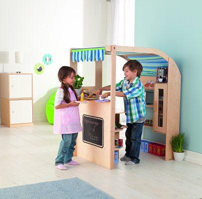 Speelgoed kinderdag verblijf