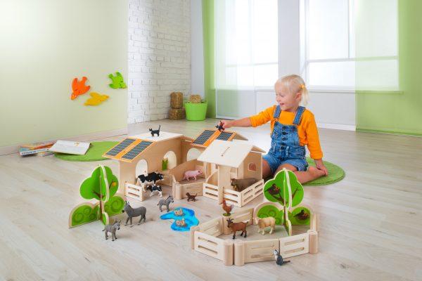 Speelgoed kinderdagverblijf