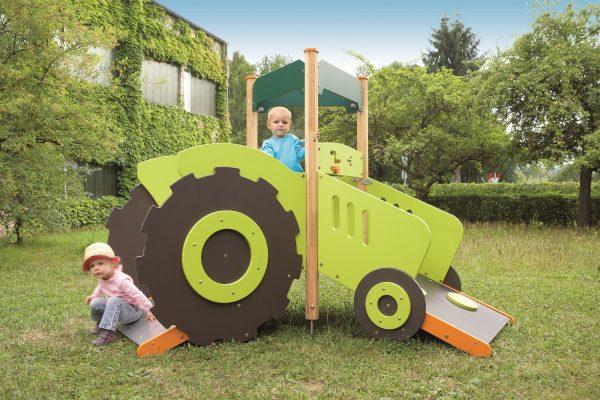 Speeltoestellen kinderdagverblijf