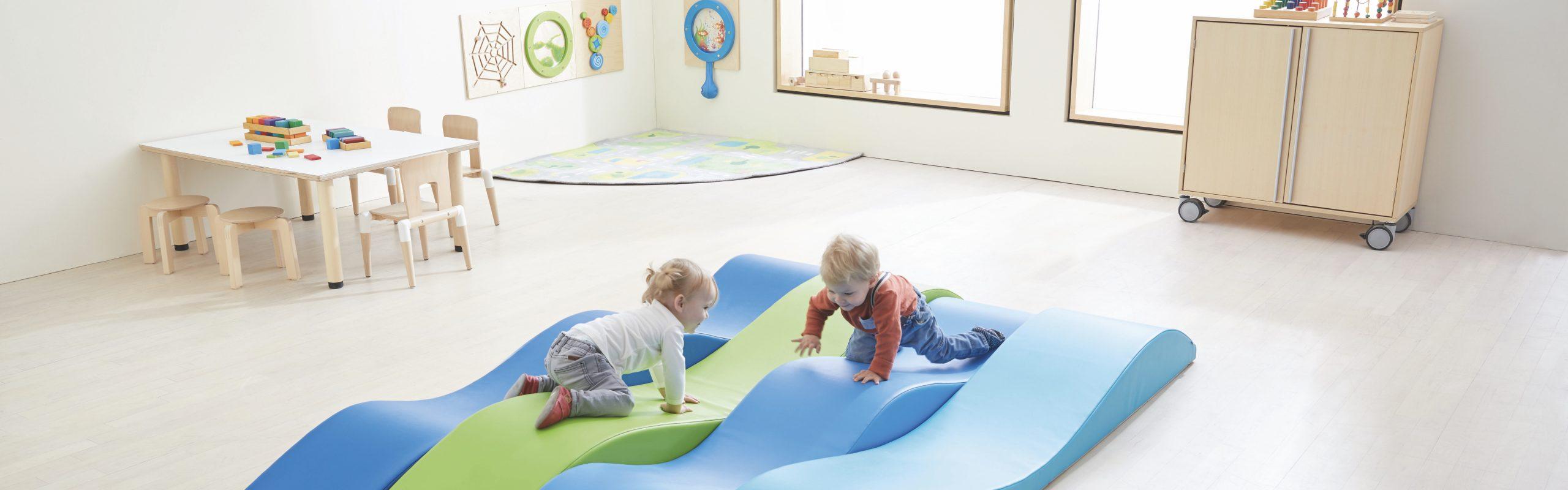 meubels voor het kinderdagverblijf