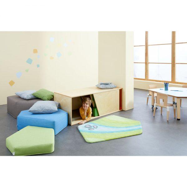 meubilair voor de kinderopvang