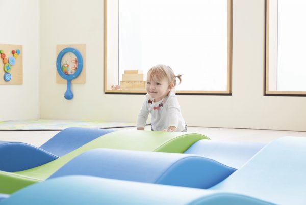 inrichting voor het kinderdagverblijf