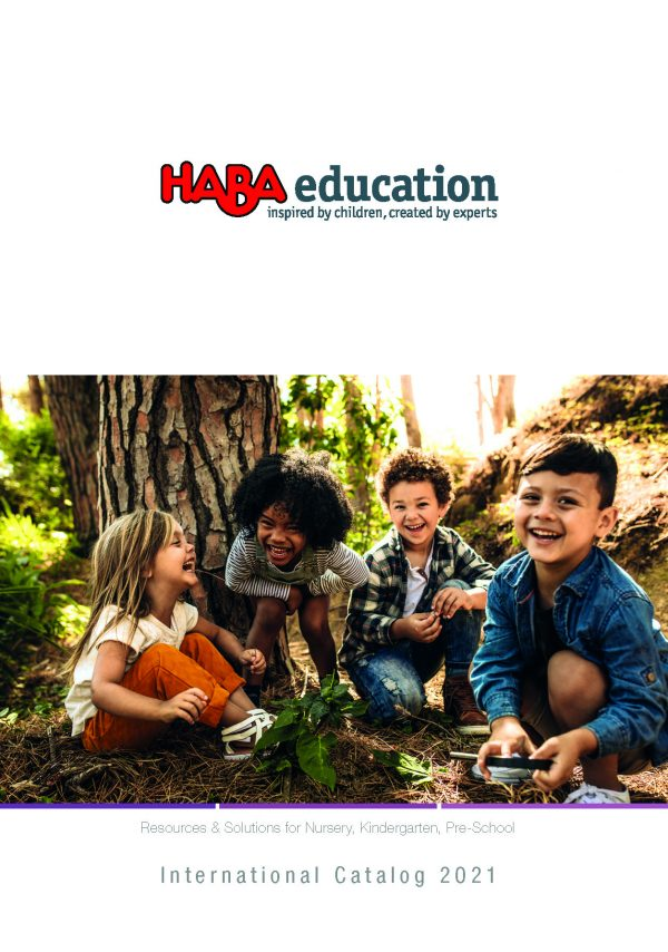 HABA education catalogus 2021 cover
